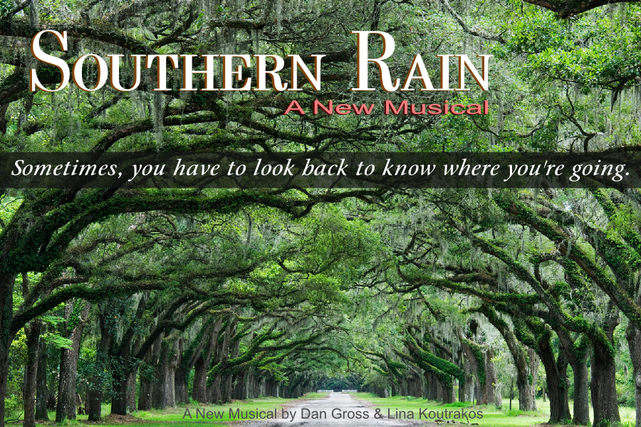 Southern Rain-The Musical
